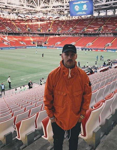 Знаменитости болели за сборную РФ на Кубке Конфедераций - Фото №2