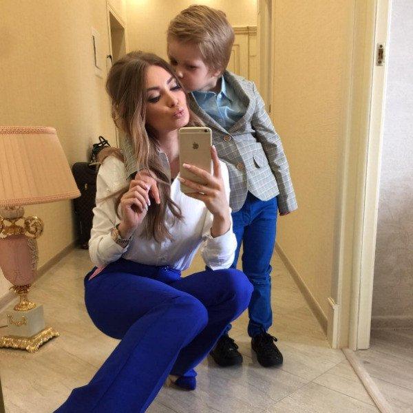 Евгения Феофилактова опровергла заявления Гусева о помощи сыну