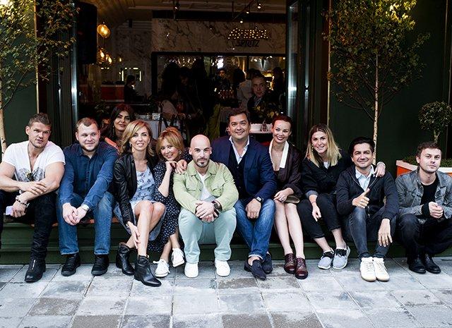 Звёзды пришли на открытие ресторана Светланы Бондарчук