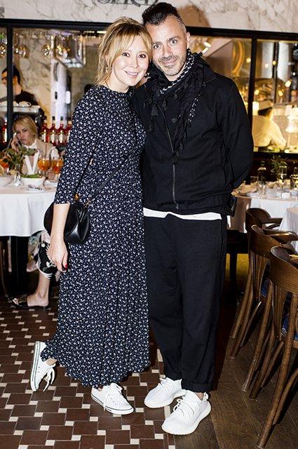 Звёзды пришли на открытие ресторана Светланы Бондарчук - Фото №9