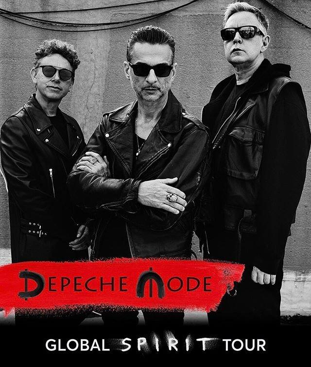 Концерт Depeche Mode будут охранять 950 сотрудников Росгвардии и ОМОН
