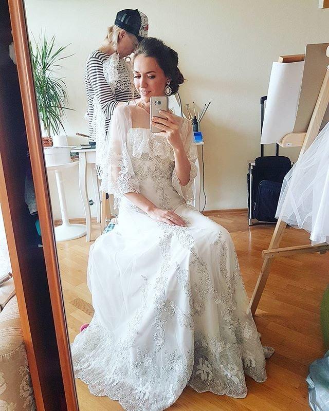 У Марии Адоевцевой состоялось тайное бракосочетание