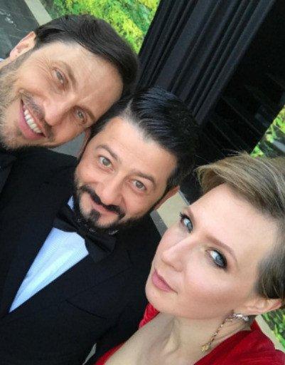 Григорий Лепс собрал друзей на юбилей - Фото №8