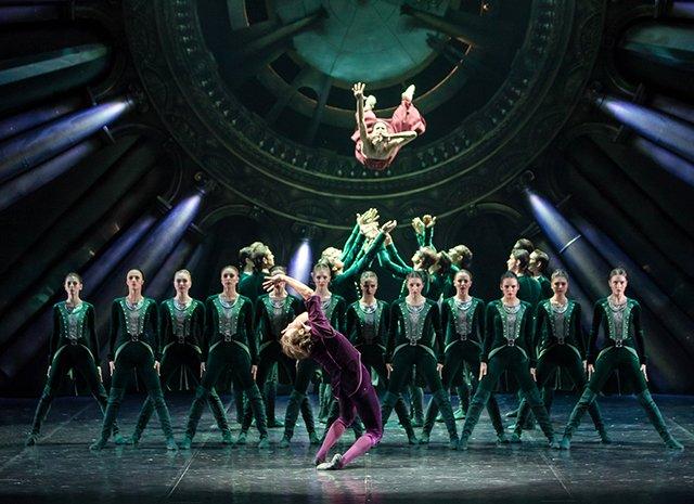 Знаменитости на премьере «Русского Гамлета» - Фото №3