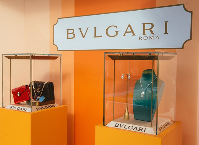 Знаменитости на вечеринке ювелирного бренда Bulgari - Фото №8