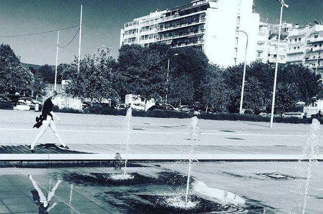 Светлана Ходченкова проводит отпуск в Греции - Фото №6