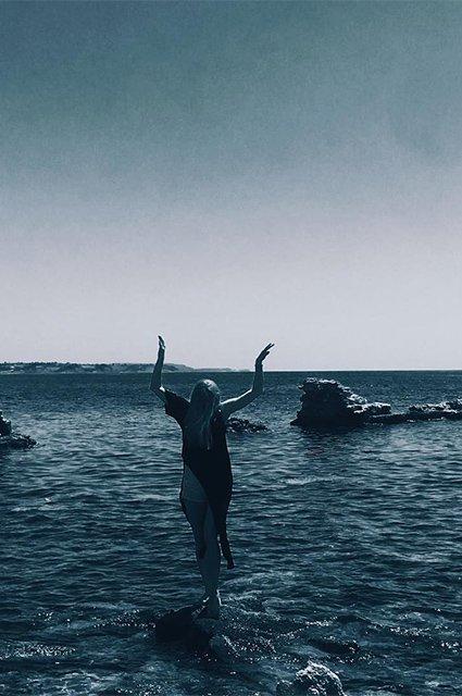 Светлана Ходченкова проводит отпуск в Греции - Фото №4
