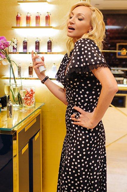 Селебрити на парфюмерной вечеринке - Фото №8