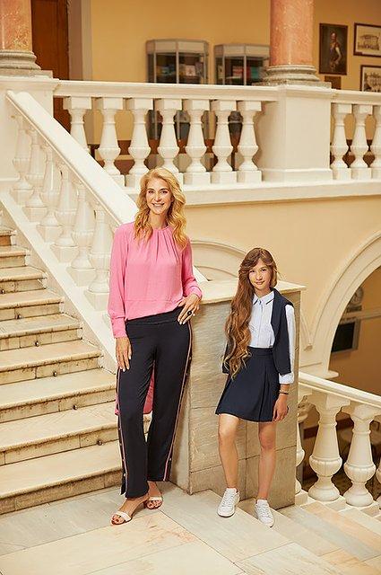 Селебрити примеряли на своих детей школьную форму от H&M - Фото №1