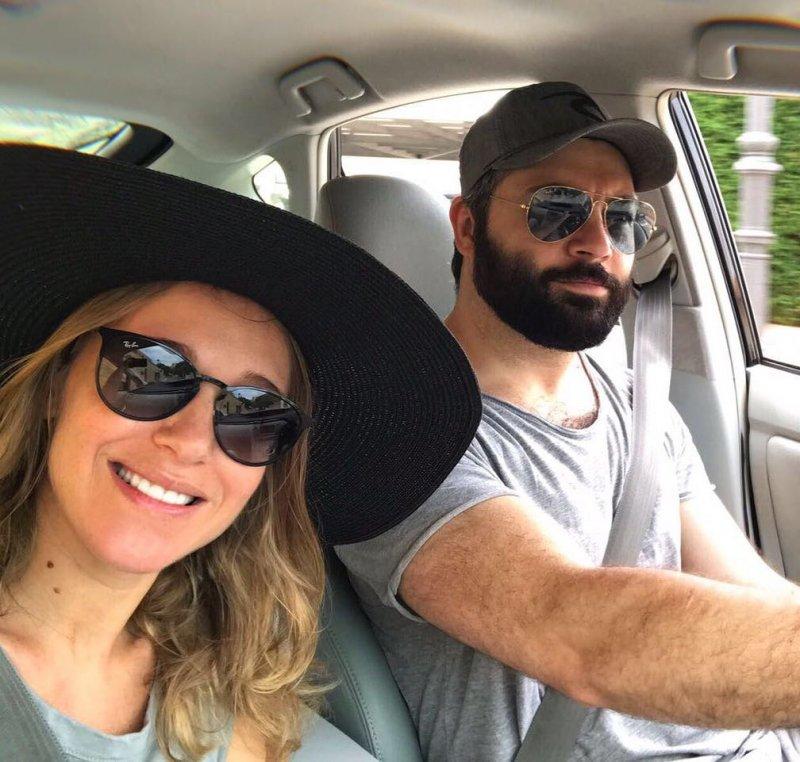 Беременная Юлия Ковальчук обосновалась в Испании