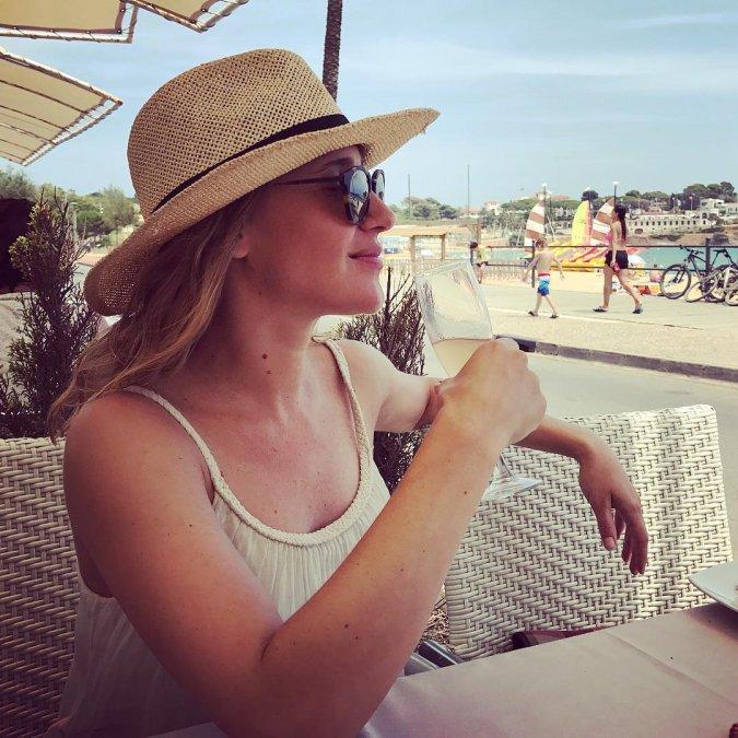 Беременная Юлия Ковальчук обосновалась в Испании - Фото №1