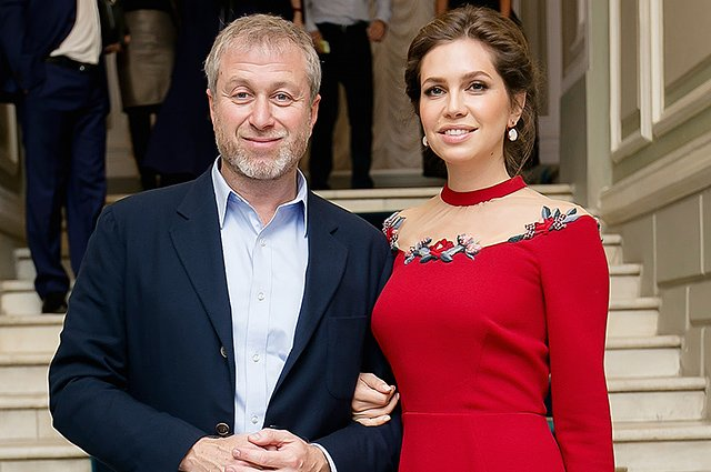 Роман Абрамович и Даша Жукова: 10 лет вместе. Какие они были?