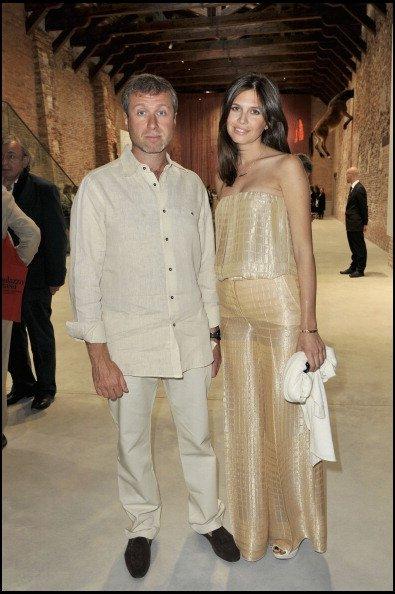 Роман Абрамович и Даша Жукова: 10 лет вместе. Какие они были? - Фото №3