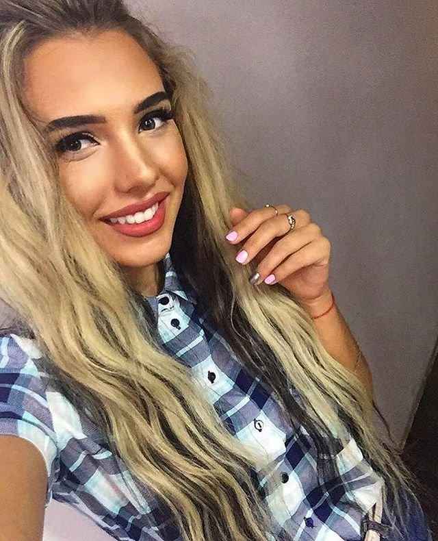 Дарина Маркина мечтает о карьере певицы