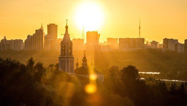 Синоптики пообещали москвичам «бабье лето»