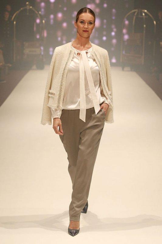Как и с чем носить модный тренд сезона – бежевый кардиган