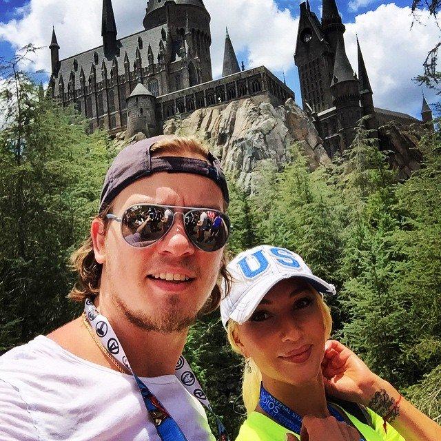 Лера Кудрявцева ещё раз доказала, что не разводится с Игорем Макаровым
