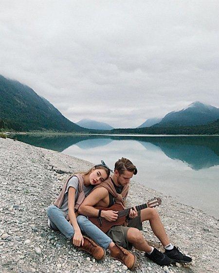 Иван Чебанов показал love story с Дарьей Шашиной в романтическом клипе