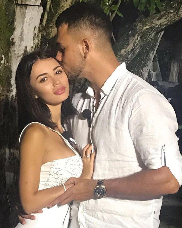 Лилия Четрару требует от Захарьяша настоящей свадьбы