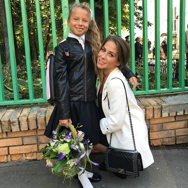 Водонаева, Погребняк, Лобода и другие звёздные родители отвели детей в школу - Фото №3