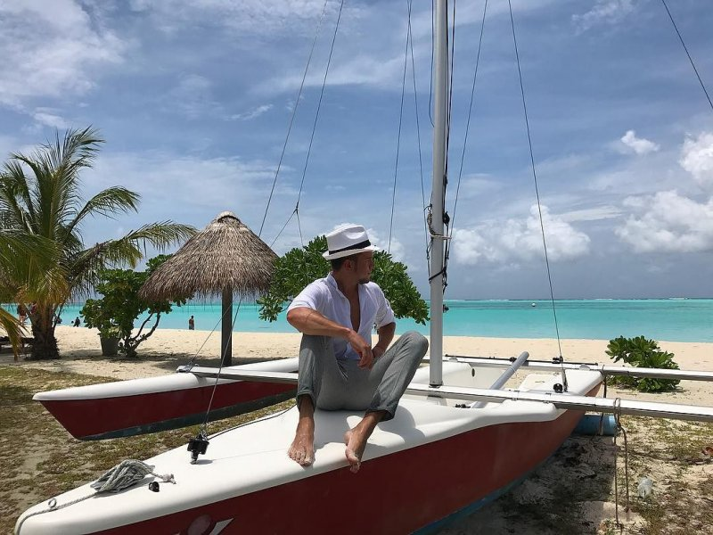 Антон Гусев объяснил, почему не взял сына на Мальдивы
