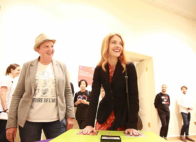 Наталья Водянова и Владимир Мединский на благотворительном фестивале House of Hearts - Фото №10