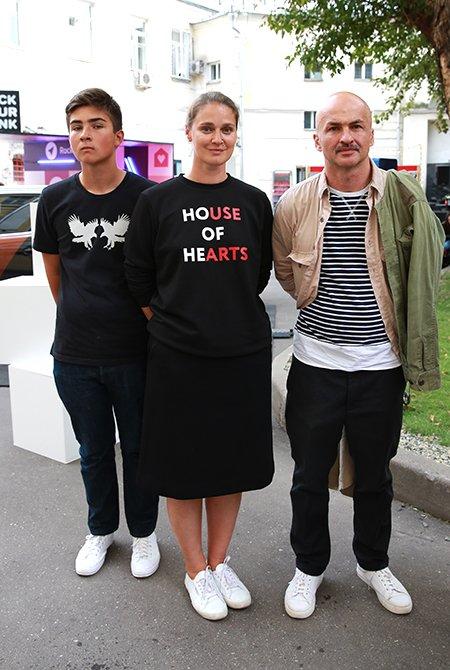 Наталья Водянова и Владимир Мединский на благотворительном фестивале House of Hearts - Фото №6