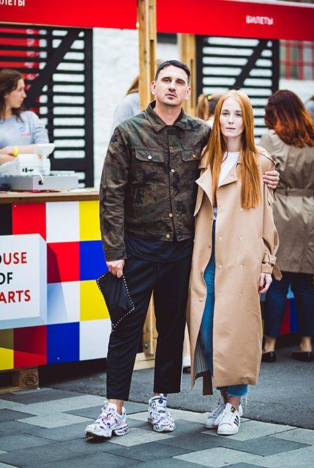 Наталья Водянова и Владимир Мединский на благотворительном фестивале House of Hearts - Фото №7