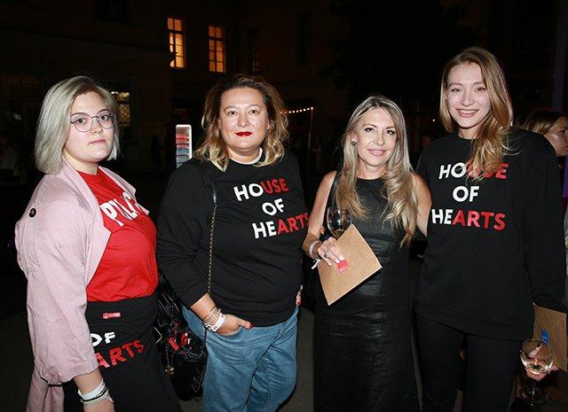 Наталья Водянова и Владимир Мединский на благотворительном фестивале House of Hearts - Фото №9