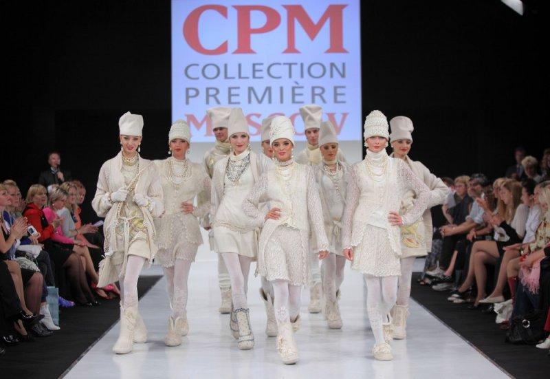 Казанова, Толкалина, Зайцев и другие на fashion-выставке Collection Premiere Moscow