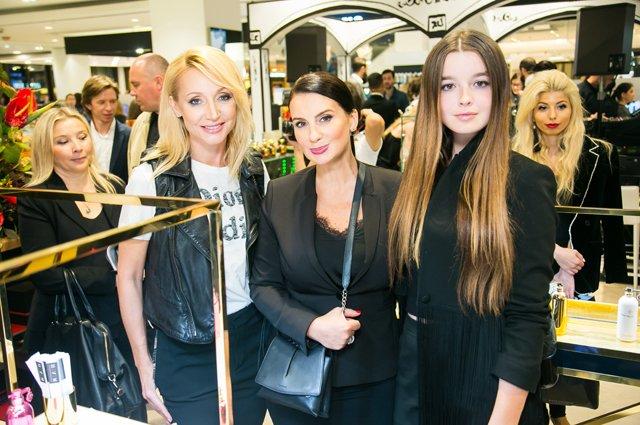 Vogue Fashion's Night Out: Кристина Орбакайте, Наташа Королёва, Яна Рудковская и все-все-все