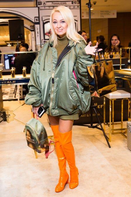 Vogue Fashion's Night Out: Кристина Орбакайте, Наташа Королёва, Яна Рудковская и все-все-все - Фото №1