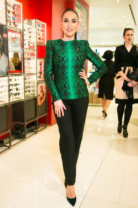Vogue Fashion's Night Out: Кристина Орбакайте, Наташа Королёва, Яна Рудковская и все-все-все - Фото №5