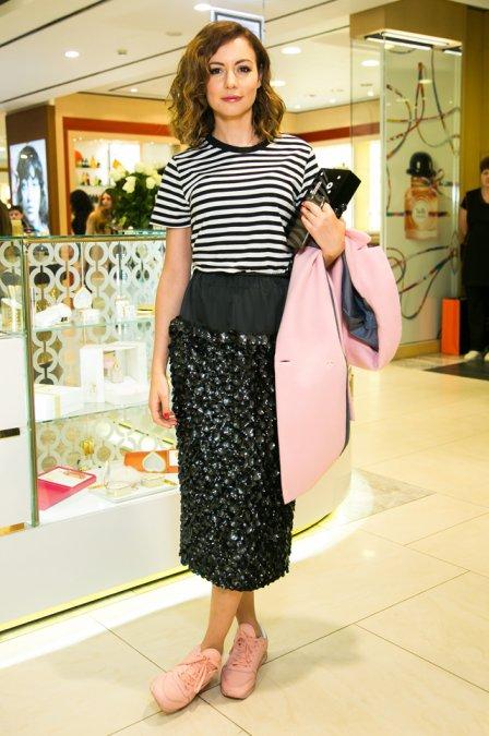 Vogue Fashion's Night Out: Кристина Орбакайте, Наташа Королёва, Яна Рудковская и все-все-все - Фото №9