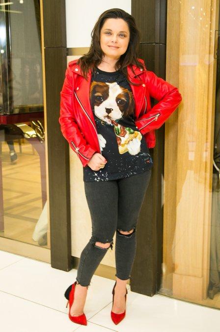 Vogue Fashion's Night Out: Кристина Орбакайте, Наташа Королёва, Яна Рудковская и все-все-все - Фото №7