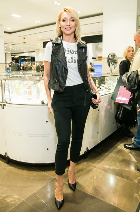 Vogue Fashion's Night Out: Кристина Орбакайте, Наташа Королёва, Яна Рудковская и все-все-все - Фото №8