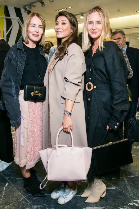 Vogue Fashion's Night Out: Кристина Орбакайте, Наташа Королёва, Яна Рудковская и все-все-все - Фото №11