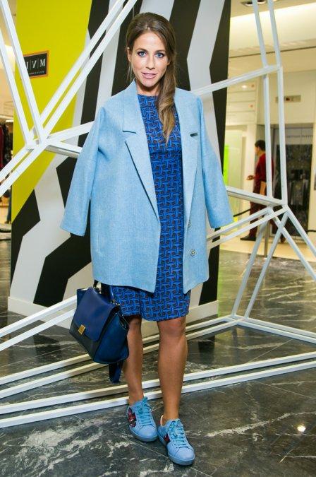 Vogue Fashion's Night Out: Кристина Орбакайте, Наташа Королёва, Яна Рудковская и все-все-все - Фото №12