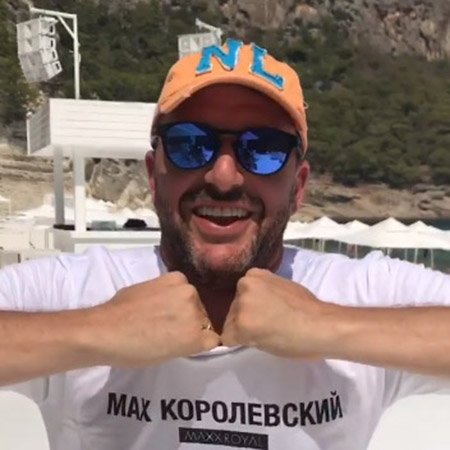 Максим Виторган отпраздновал день рождения в Турции - Фото №1