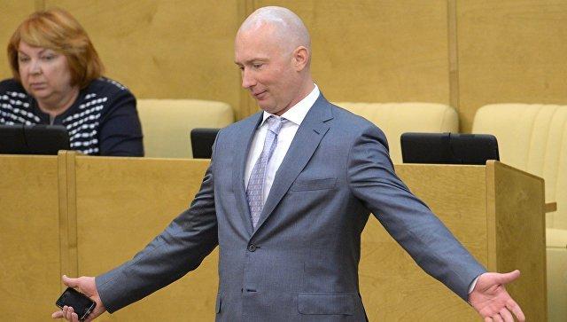 Игорь Лебедев отказался извиниться перед обиженной им девочкой-инвалидом