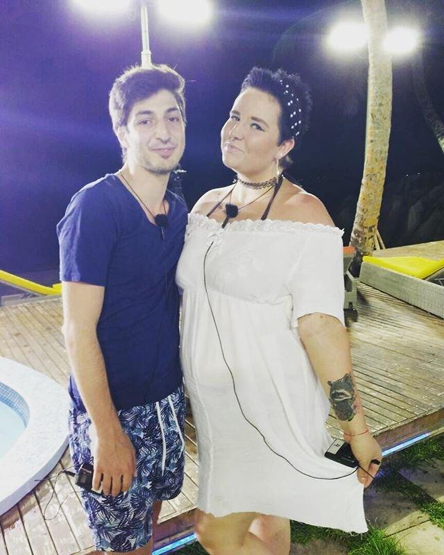 Саша Черно подтвердила расставание с Иосифом Оганесяном