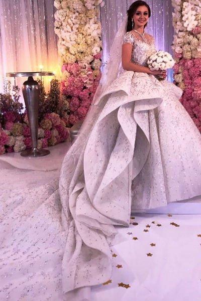 Роскошная свадьба наследника Самвела Карапетяна собрала звезд шоу-биза - Фото №2
