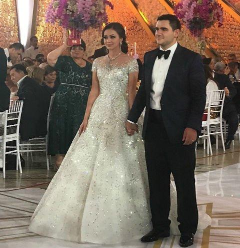 Роскошная свадьба наследника Самвела Карапетяна собрала звезд шоу-биза - Фото №4
