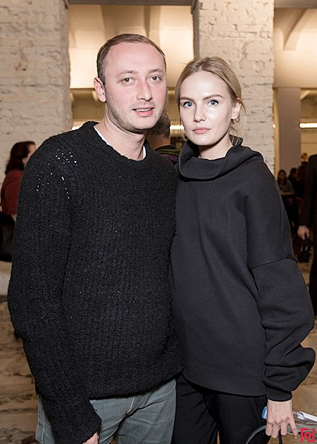 Знаменитости посетили премьеру спектакля Кирилла Серебренникова - Фото №8