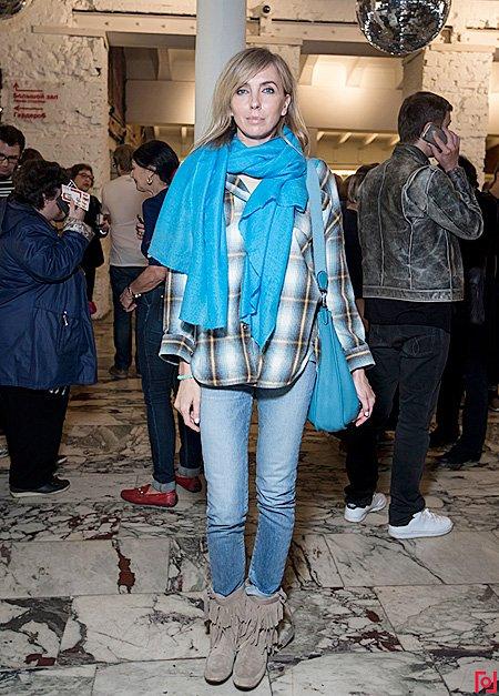 Знаменитости посетили премьеру спектакля Кирилла Серебренникова - Фото №12