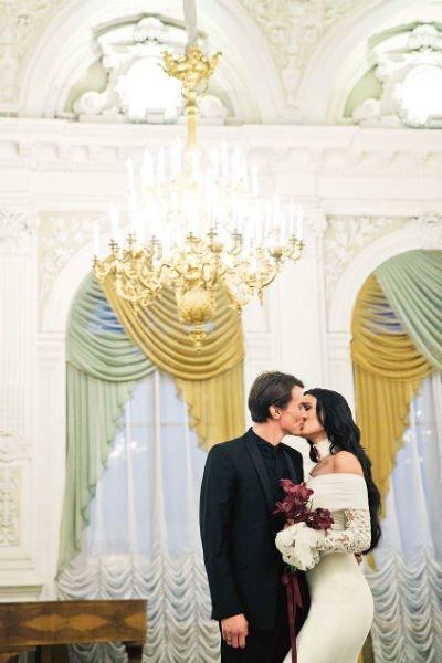 Алёна Водонаева показала первое свадебное видео