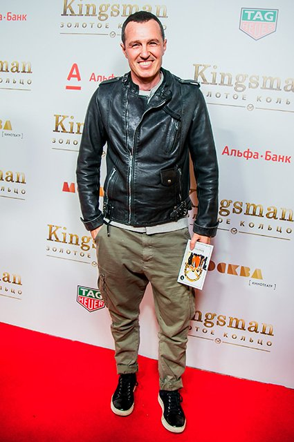Селебрити на премьере «Kingsman: Золотое кольцо» - Фото №7