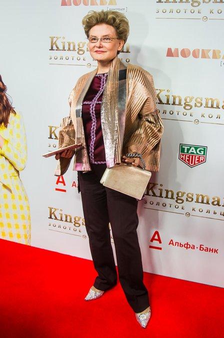 Селебрити на премьере «Kingsman: Золотое кольцо» - Фото №12