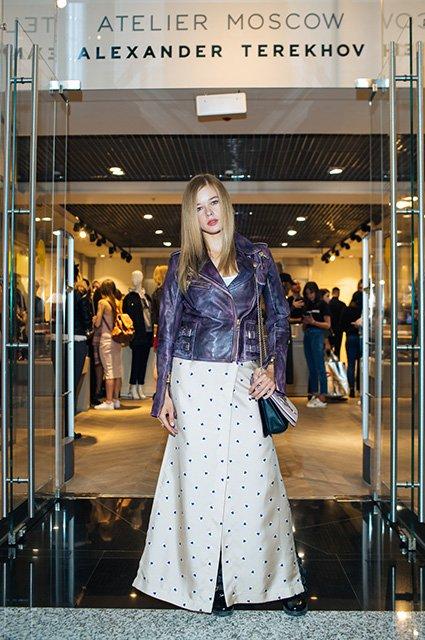 Собчак, Белоцерковская, Киценко, Шпица и другие на презентации модной коллекции - Фото №3