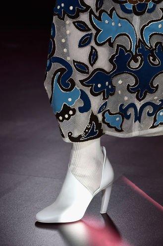 Модная обувь с подиумов - что актуально осенью